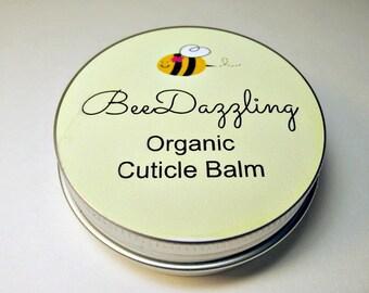 Organic Cuticle Balm, Cuticle Cream, Cuticle Salve, Cuticle Oil, Organic Cuticle Cream, Nail Care, Organic Skin Care, Hand Cream, Nail Cream