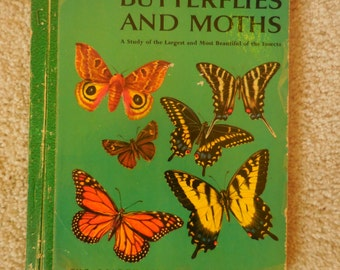 Butterflies and Moths Golden Library of Knowledge