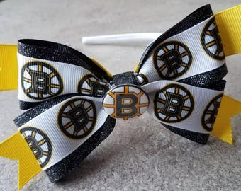 Boston Bruins Headband.