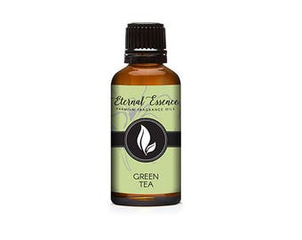 Green Tea Premium Grade Fragrance Oil - 30ml
