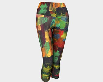 Wildish yoga capris will make the other girls jealous. Get a pair now!