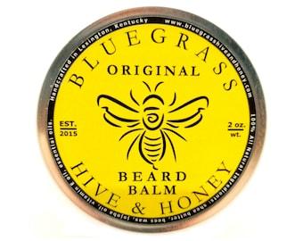 Natural Beard Balm- Original Scent