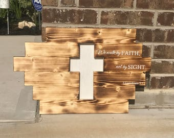 Awesome Cross Wall Decor