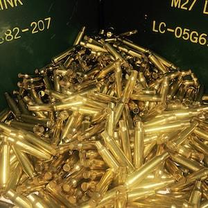 223/556 Brass Casings