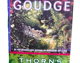 1998 1st Edition/Printing Hardcover Book - Thorns Of Truth By Eileen Goudge