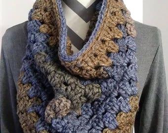 Chunky Cowl , Winter Scarf ,Circle Scarf , women scarves ,crochet scarves , chunky scarf ,Crochet Scarf Crochet Cowl