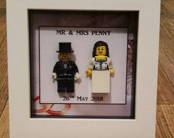 Personalised Couple Wedding Gift