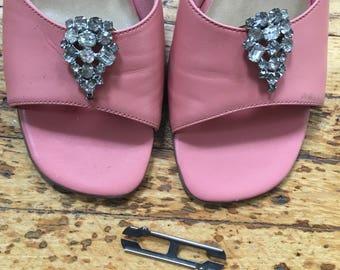 SALE! Convertable Shoe Clips/Brooch