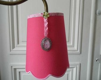 Wandering light pink for girl's bedroom.