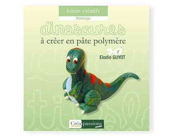 dinosaurs to create polymer clay