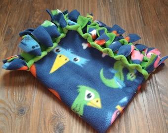 Medium Tied Pet Blankets