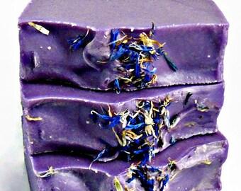 Goats Milk Soap, Lavender Soap, Lavender, Soap, handmade, Natural, Cold process soap,