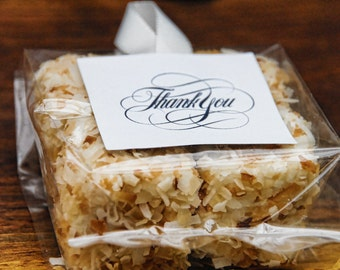 50 Four-Pack Gourmet Marshmallow Favors