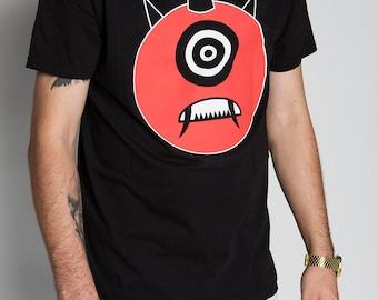 T-Shirt aus Baumwolle, UNGEWÖHNLICHE Kleidung