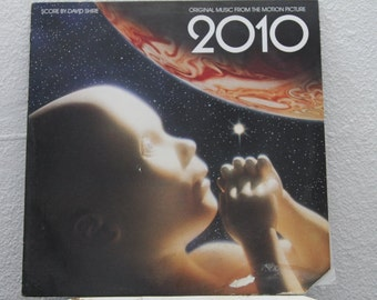 2010 - Original Music from the Motion Picture vinyl record