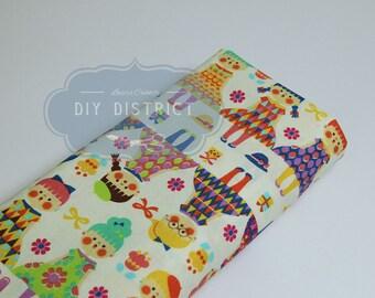 Kawaii Japanese fabric
