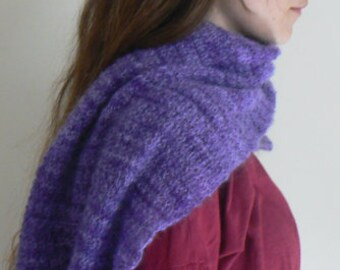 Lace Scarf PDF Knitting Pattern