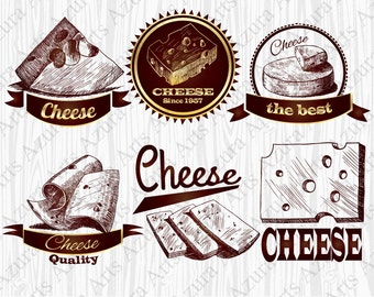 Cheese Labels,Cheese print,Digital Cheese,Cheese Clip Art,Cheese,Food ClipArt,Kids Food,Kids ClipArt,Chees PNG,Kids,Yellow art,DIY clipart