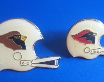 Pheonix Cardinals,.lapel pins, hat pins,