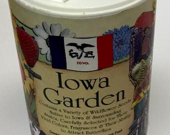 Iowa Garden Shaker Can