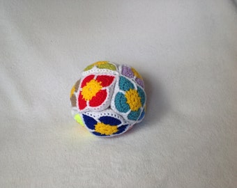 Ball colored toy, ball toy Amamani, ball toy for children