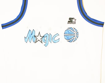 Starter NBA Basketball Jersey Orlando Magic team shirt Jersey 48 XL