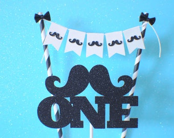 Mustache cake topper, mustache party, mustache bash cake topper