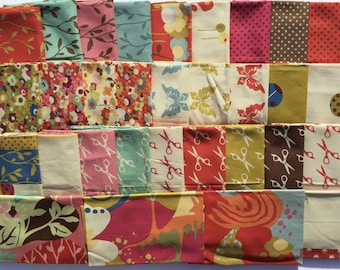 MoMo Wonderland moda fabrics 34 FQ set  or 34 F8 set Please Read