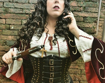 Cosplay Van Helsing Anna valerious  sc 1 st  Etsy & Items similar to Marishka cosplay costume from Van Helsing. on Etsy