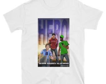 Wordsworth and Sam Brown Hero Shirt