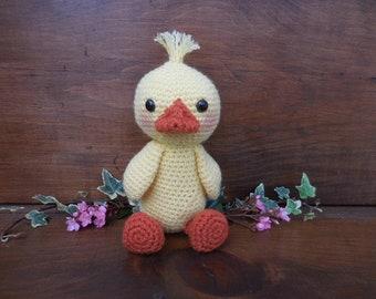 Amigurumi Duck doll