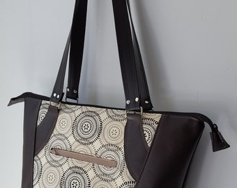 Valley Tote: DIGITAL Sewing Pattern