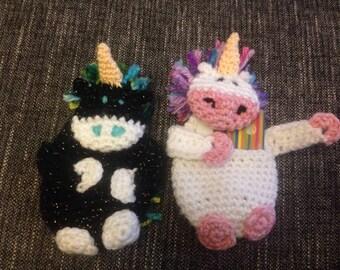 Unicorn Gift Card Holder