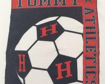 VINTAGE TOMMY HILFIGER Big Logo Made in U.S.A Shirt