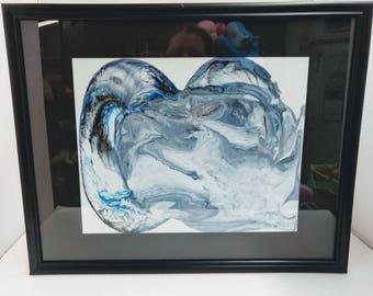 Abstract Acrylic Art No. 7