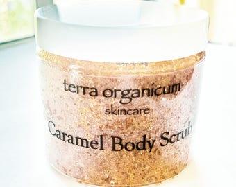 Caramel Body Scrub