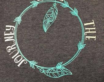 Enjoy The Journey T Shirt