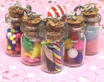 Candy Jar Charm Bracelet