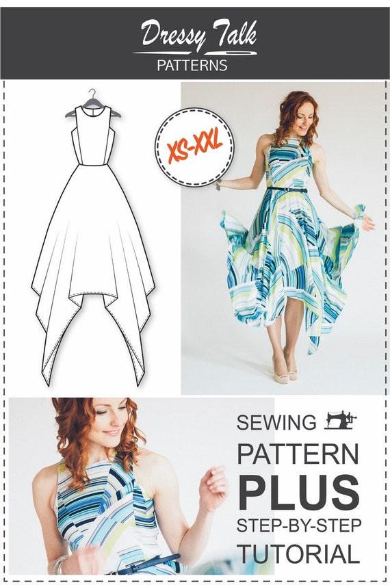 Dress Pattern Dress Sewing Patterns Sewing Tutorials