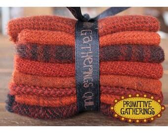 Rust Wool Bundle