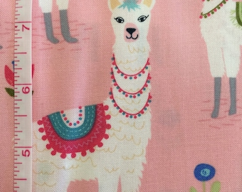 Llamas from Timeless Treasures Fabrics