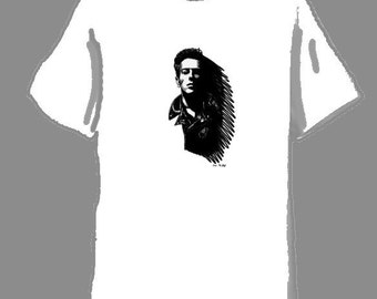 Joe strummer drawings Tshirt