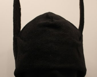 Batman Ear Fleece Hat