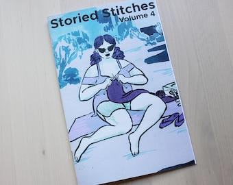 Storied Stitches Volume 4