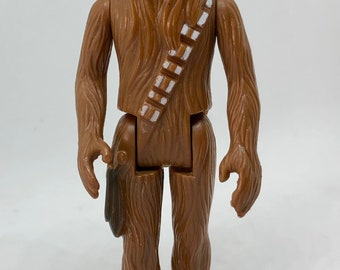 Star Wars (ANH, ESB, ROTJ) Chewbacca - Vintage Kenner action figure