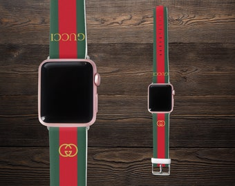 Gucci Apple Watch Band Etsy