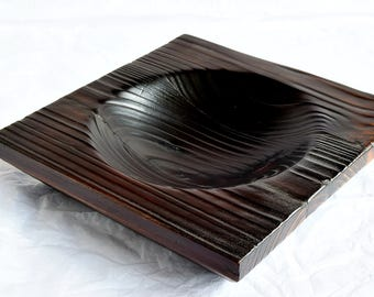 Recycled Wood Bowl BL1