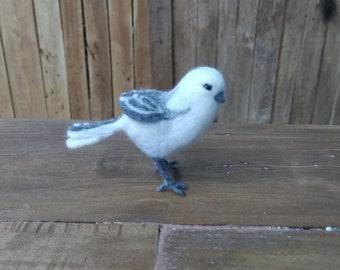 little bird of wool