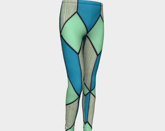 Hip to be Square Youth Leggings