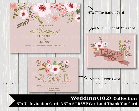 Wedding, Clip art, Flower Clipart - Instant download digital clip art - 3 PNG files included in Zip